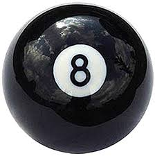 Las Vegas Curling 8 ball